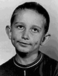 Director Jeff Jackson at age 10
